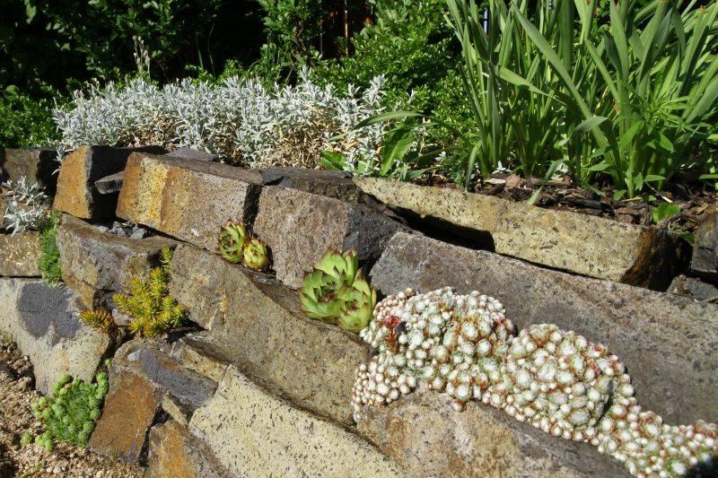 Zahradní jezírka, skalka: Babice
