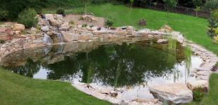 Zahradní jezírka: Koupací jezírko Opatovice II