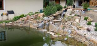 Zahradní jezírka: Koupací jezírko Opatovice