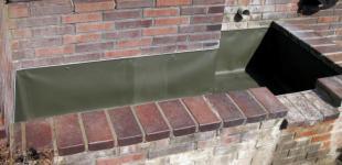 Zahradní jezírka: Nádrž z PVC folie