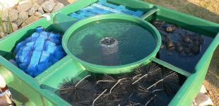 Zahradní jezírka: TRIPOND Centrál Vortex