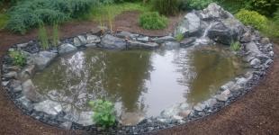 Zahradní jezírka: Zahradní jezírko Koloděje