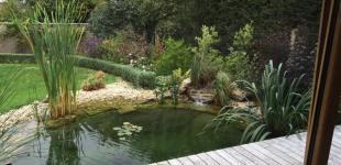 Zahradní jezírka: Zahradní jezírko Světice