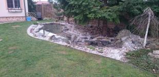 Zahradní jezírka: Zahradní jezírko Veltrusy