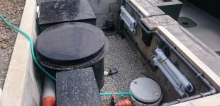Zahradní jezírka: jezírková filtrace 2m3