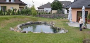 Zahradní jezírka: zahradni jezirka svojetice