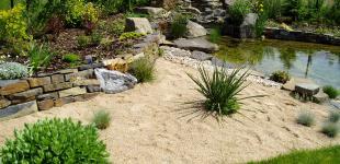 Zahradní jezírka: zahradni jezirko babice02